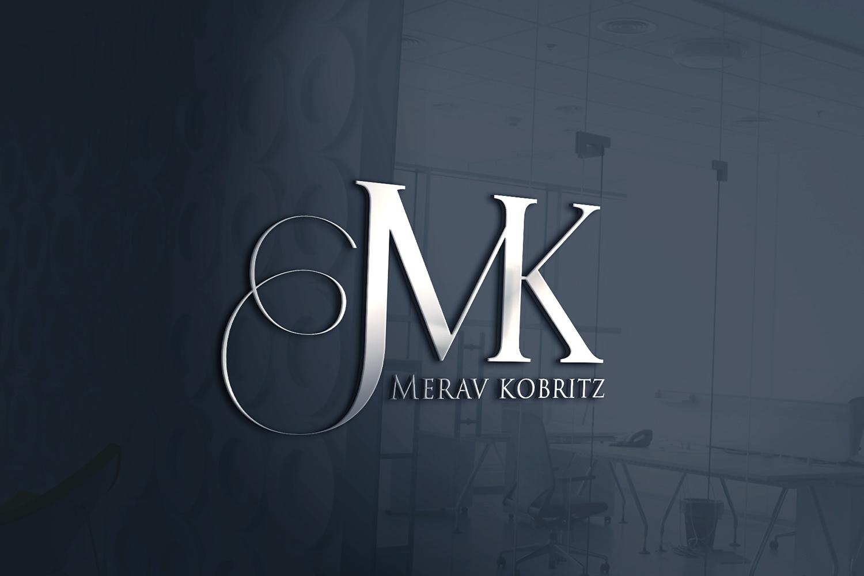עיצוב לוגו מירב קובריץ